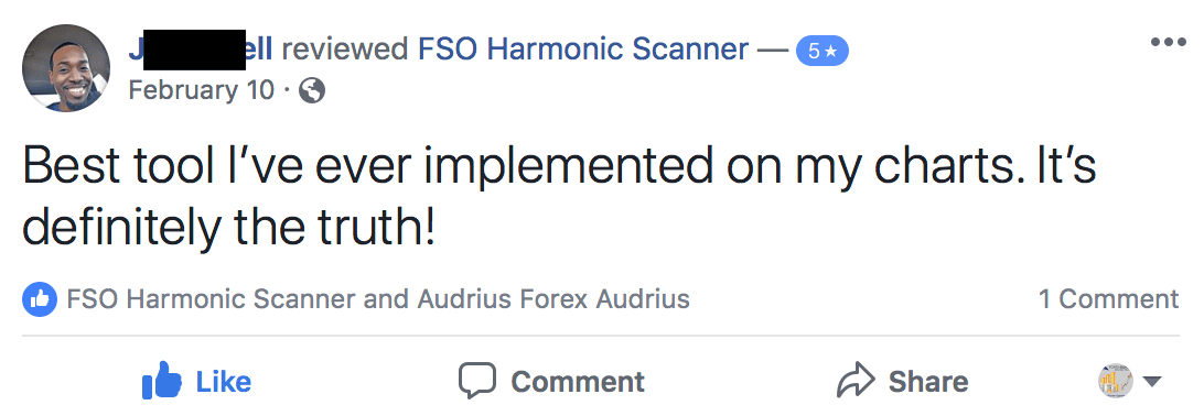 Harmonic Scanner Best Forex Indicator with 90% Accuracy